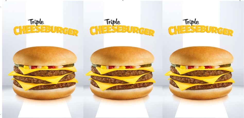 TRIPLE CHEESE
